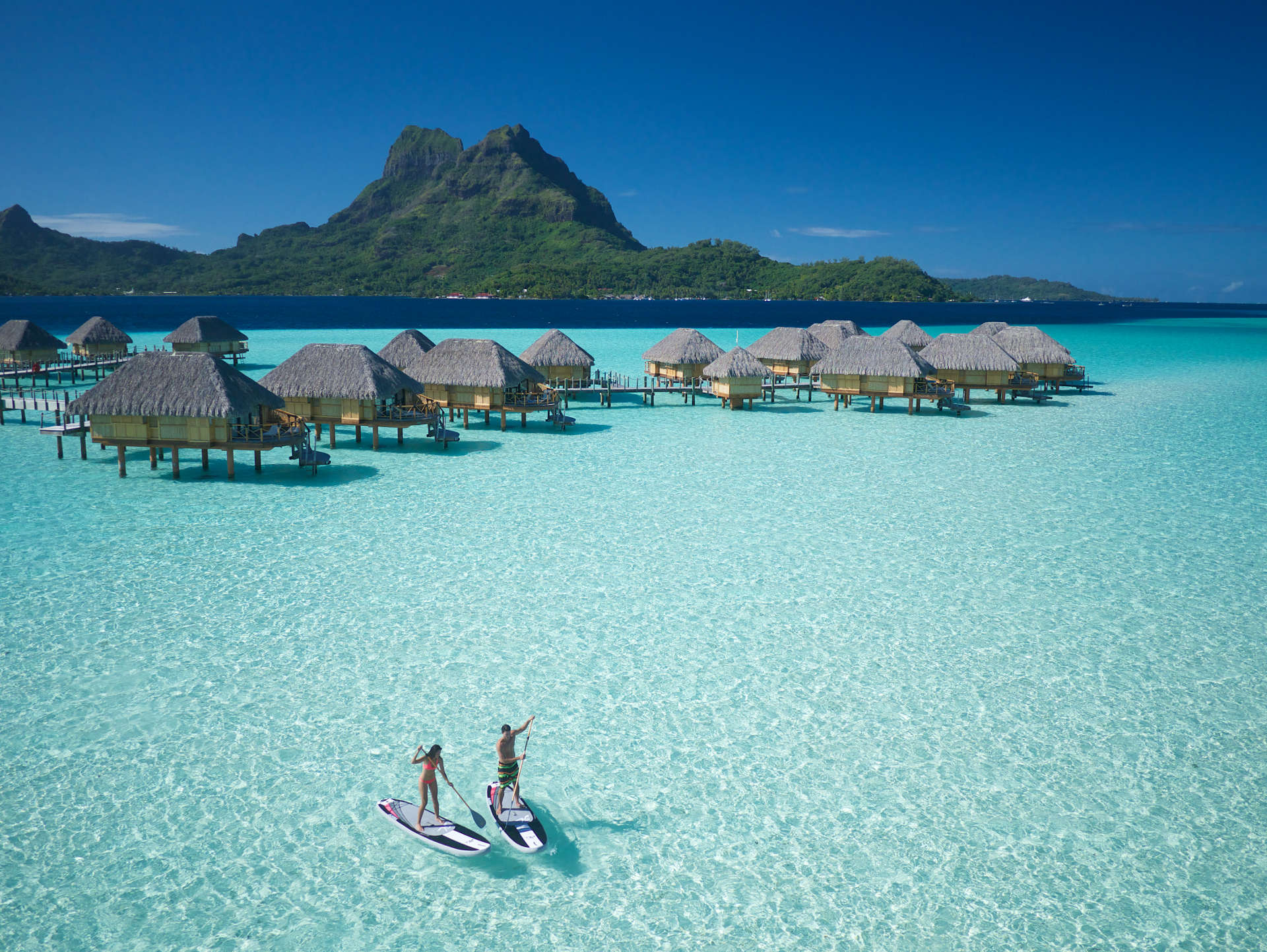 Bora Bora Pearl Beach Resort Amp Spa Borabora Fr